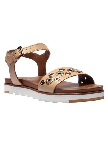 İnci Sandalet Bej